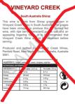 Förslaget om märkning av livsmedel undantar alkoholhaltiga drycker